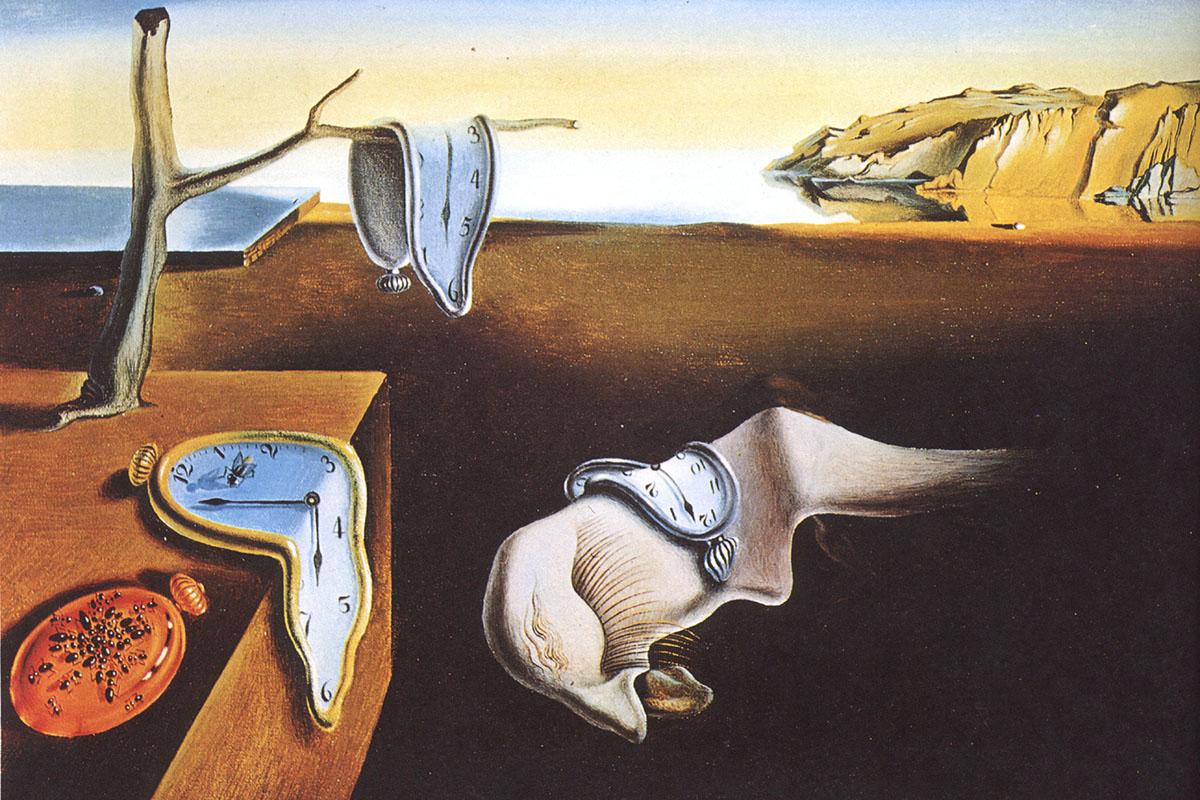 ¡Aquí puedes ver toda la obra de Salvador Dalí!