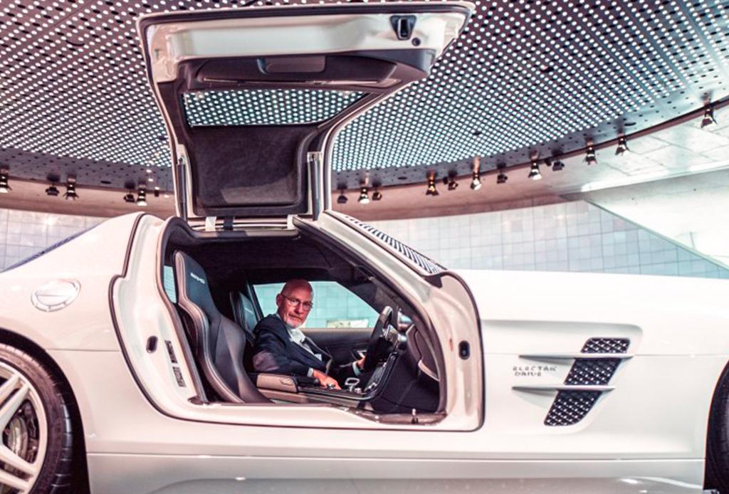 No te pierdas la serie del Mercedes-Benz Museum en Instagram TV - museo-mercedes-benz-2
