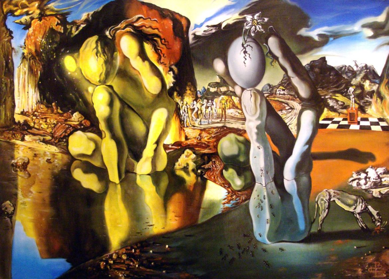 ¡Aquí puedes ver toda la obra de Salvador Dalí! - narciso-dali