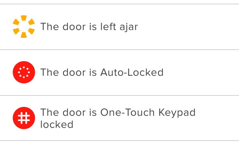 4 Ventajas de tener una cerradura inteligente en casa - notificacion
