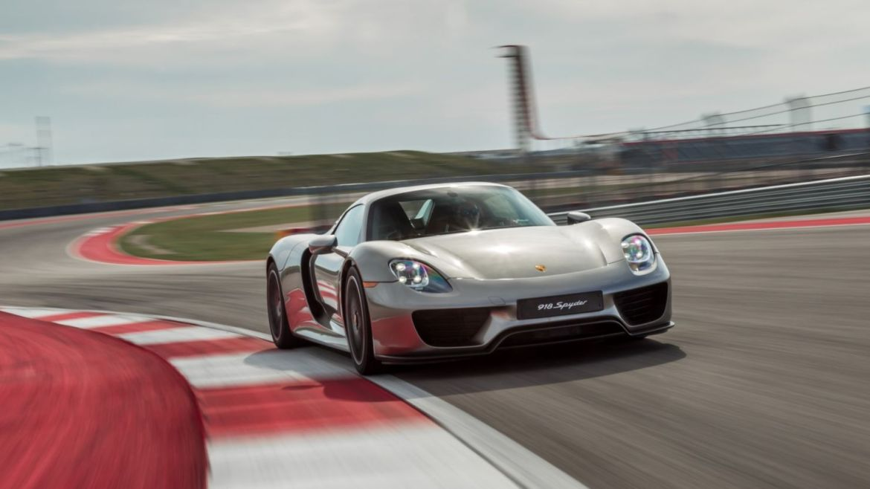 Estos son los autos con la mejor aceleración de la década - porsche-spyder