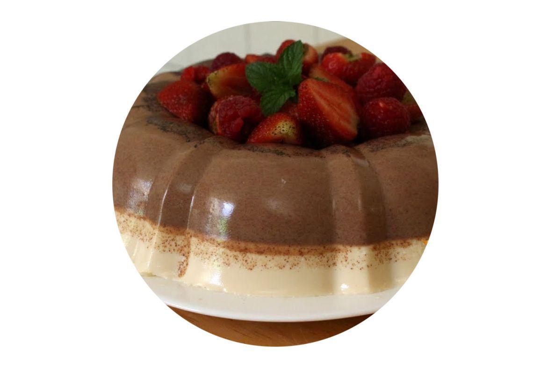 Tenemos la receta para prepara gelatinas de ¡Conejito, Carlos V y Snickers! - receta-gelatina-chocolate-abuelita