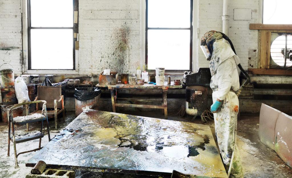 Visita los estudios de los mejores artistas de Nueva York - ryan-sullivan-artista