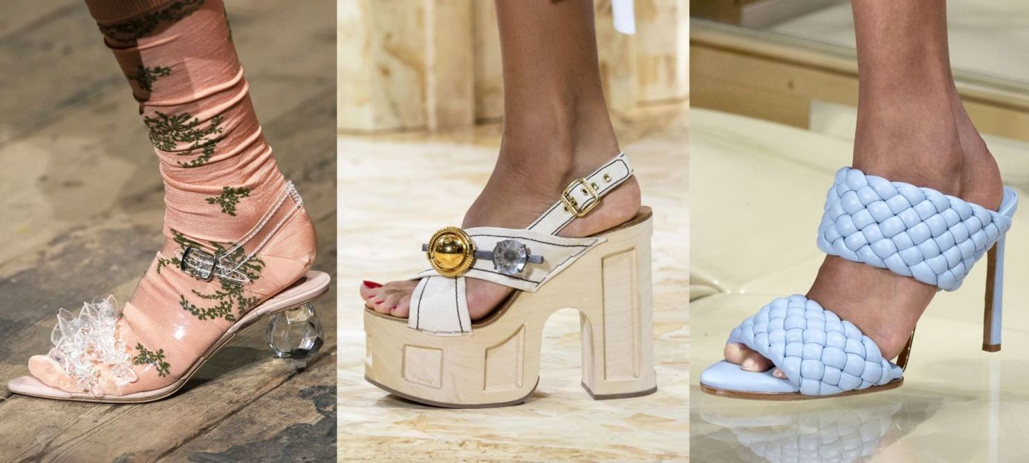 Checa las tendencias en zapatos para el verano 2020