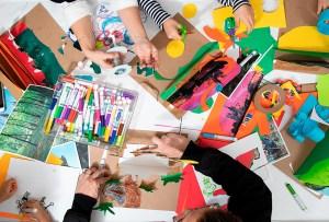 ¿Ya conoces la terapia de arte? Tienes que conocer Soma Space