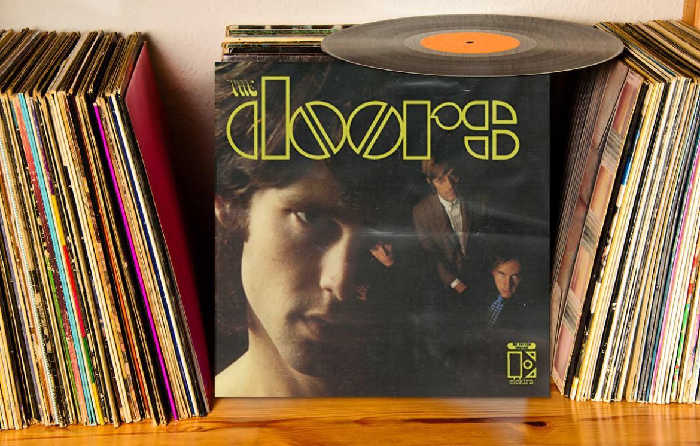 Estos vinyles son perfectos para regalar en el día del padre - the-doors