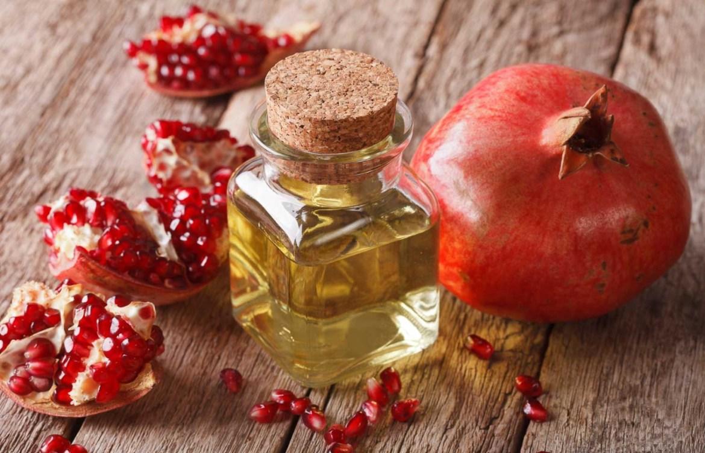 Pruebas estos aceites naturales que harán maravillas en tu cara - aceite-de-granada
