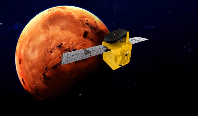 Misión Marte: Estos países están lanzando satélites a explorar el planeta rojo - amirates-arabes-unidos