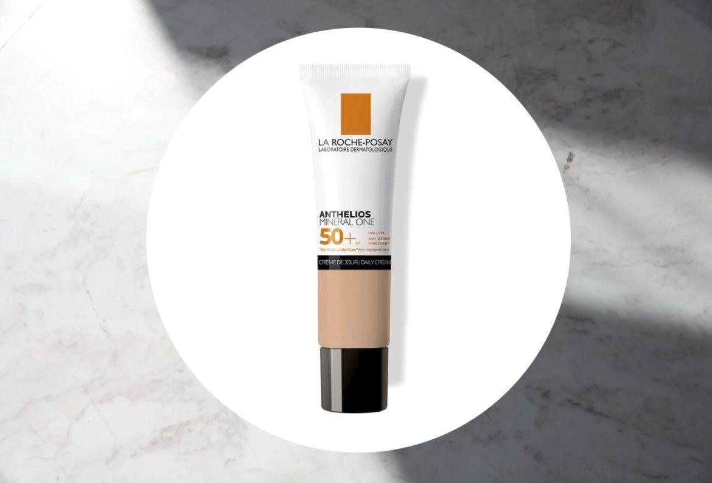 10 bases de maquillaje con protección solar que necesitas YA - anthelios-mineral-one-la-roche-posay