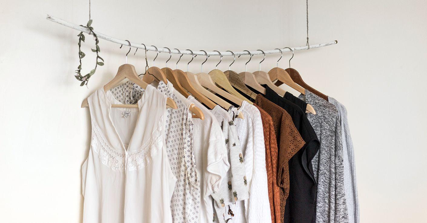 Te decimos cómo hacer tu armario cápsula y los beneficios que obtendrás