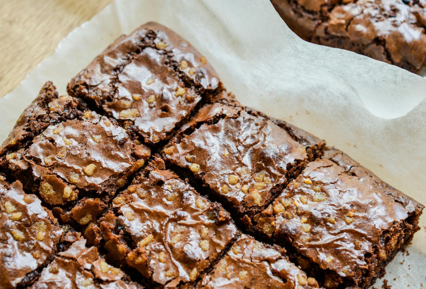 ¿Jägermeister brownies? Tenemos la receta y es verdaderamente deliciosa