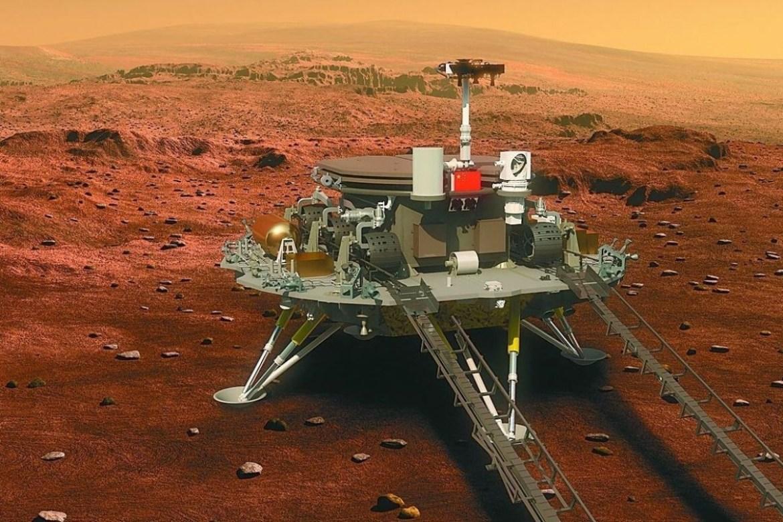 Misión Marte: Estos países están lanzando satélites a explorar el planeta rojo - china
