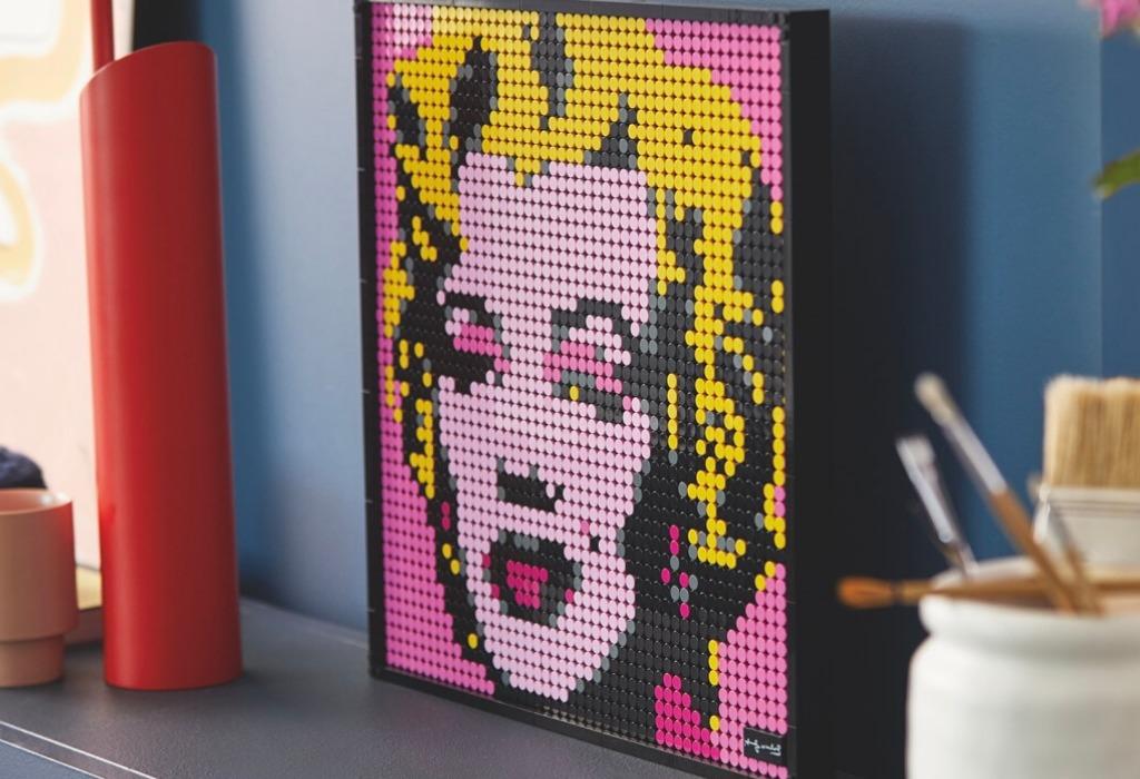 La nueva colección de Lego Art, basada en cultura pop, ¡la queremos ya! - disencc83o-sin-titulo-1