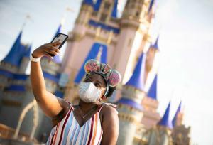 Así es como se ve la reapertura de Disney World