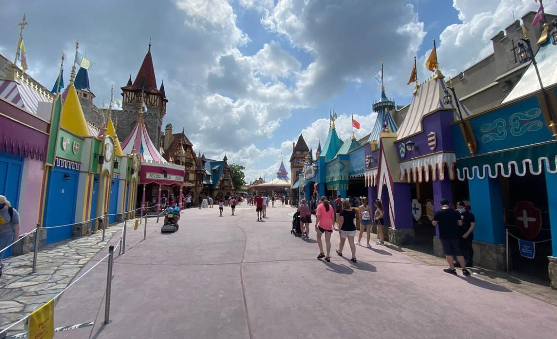 Así es como se ve la reapertura de Disney World - disney-world