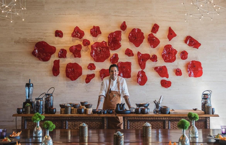 Estas son las nuevas experiencias que puedes encontrar en Montage Los Cabos - gastronomia