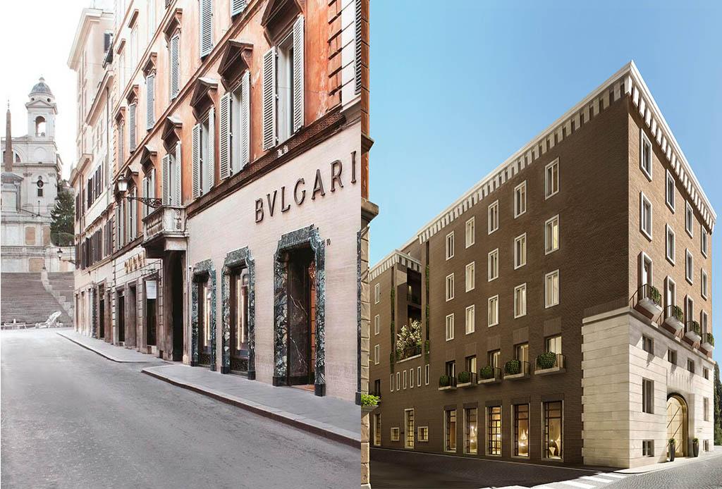 Bvlgari abrirá un hotel en Roma y estos son los detalles