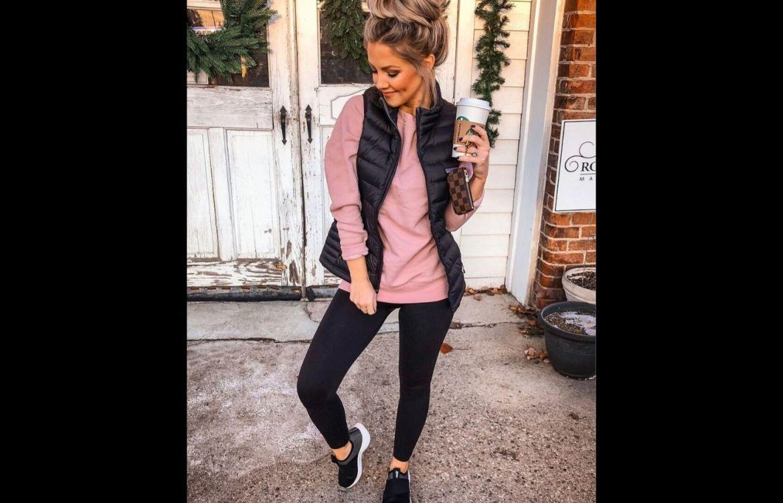 Estas son las prendas básicas que nunca pasarán de moda, ¡indispensables en nuestro armario! - leggings-negros