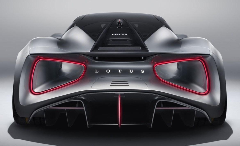 ¿Un auto más poderoso que Bugatti? Te decimos cuál es - lotus-evija-2020-superauto-electrico