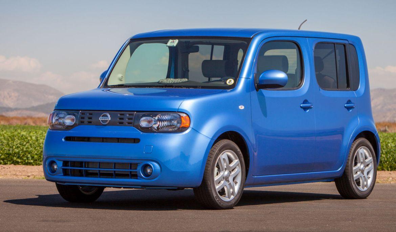 Los autos más odiados de la historia - nissan-cube