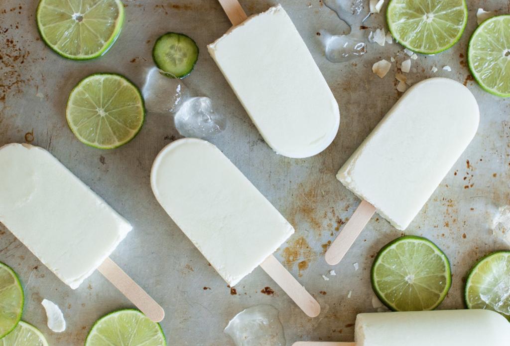 ¿Paletas heladas de smoothies de vegetales? Son más ricas de lo que crees - paletas-vegetales-2