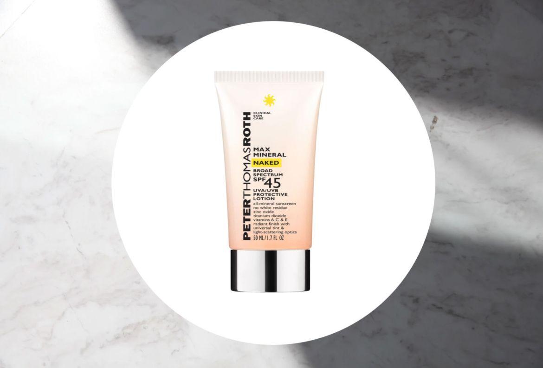 10 bases de maquillaje con protección solar que necesitas YA - peter-thomas-roth-max-mineral-naked-spf-50ml
