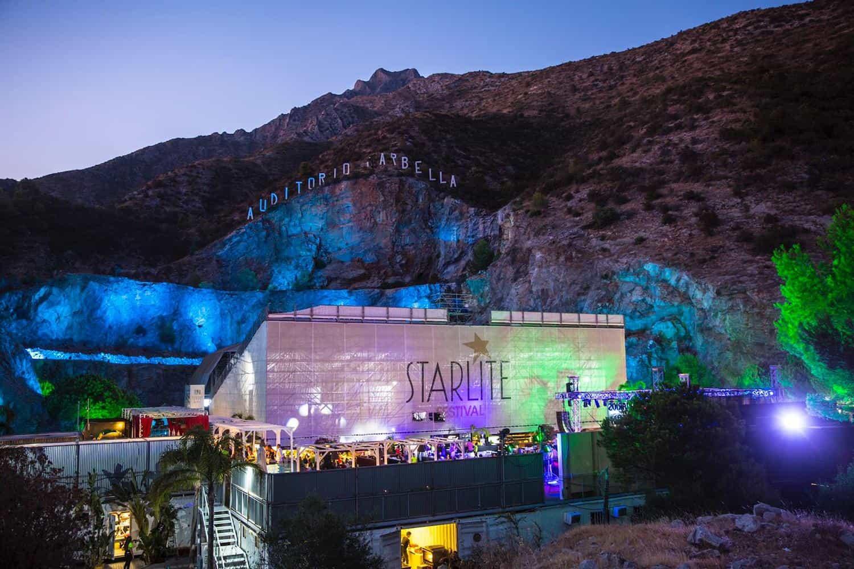 El festival Starlite da inicio a los conciertos post-Covid en España
