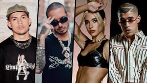 J Balvin, Dua Lipa, Bad Bunny y Tainy estrenan el éxito del verano Un día (One Day), ¿necesitas más?