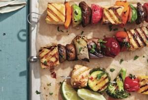 Las 5 ideas que necesitas para un asado vegetariano