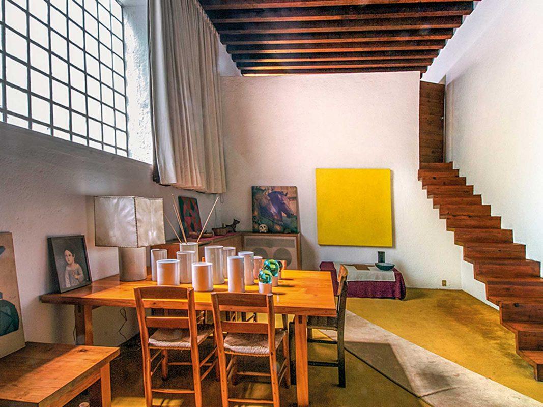 Estas casas en México son la envidia de la arquitectura a nivel mundial - casa-taller-luis-barragan