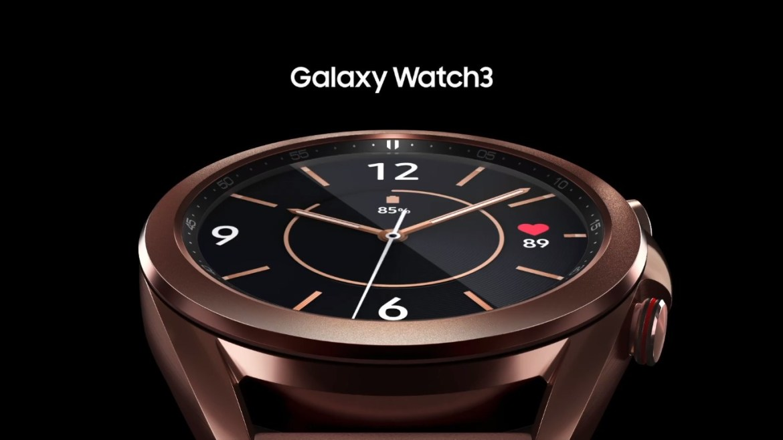 Galaxy Unpacked Event y las 5 sorpresas que amamos, inlcuido el Galaxy Note 20 - galaxy-watch-3