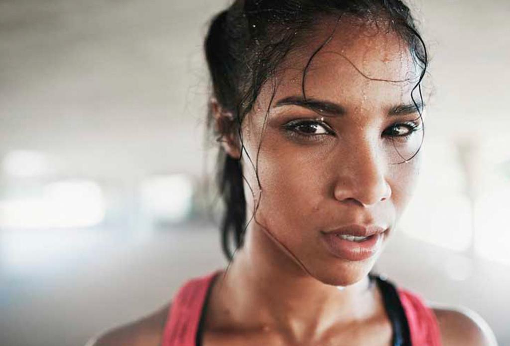 ¿Qué efectos tiene realmente el sudor en la piel? - sudor-piel-2