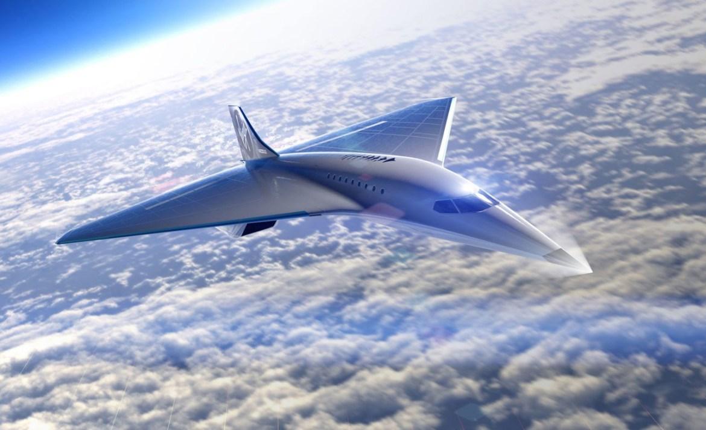 Virgin Galactic y Rolls-Royce harán un avión que te llevará de Nueva York a Londres en 90 minutos - virgin-galatic-mach-3-1