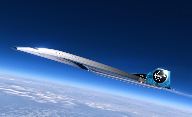 Virgin Galactic y Rolls-Royce harán un avión que te llevará de Nueva York a Londres en 90 minutos - virgin