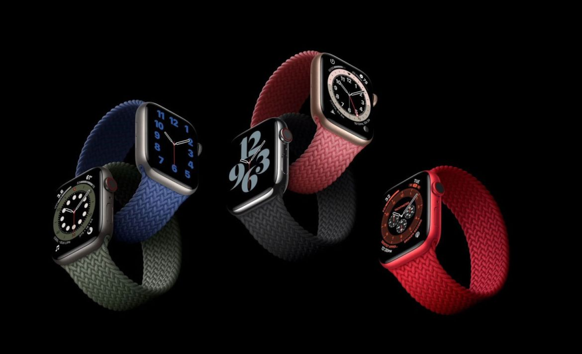¿Sin nuevo iPhone? Así fue el apple event 2020 - apple-watch-serie-6