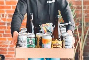Recibe la mejor cerveza artesanal a domicilio con estos servicios
