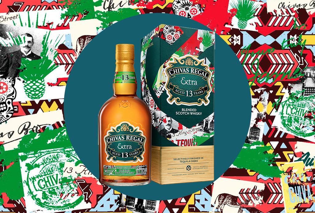 La nueva colaboración de Diego Luna que todo whisky lover debe conocer - chivas-regal-extra-13-tequila-2