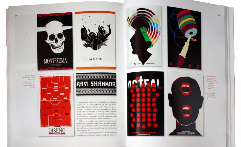 5 Libros para los amantes del arte mexicano - libros-arte-mexico-diseno