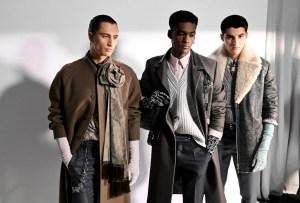Tendencias de moda para hombres este otoño-invierno
