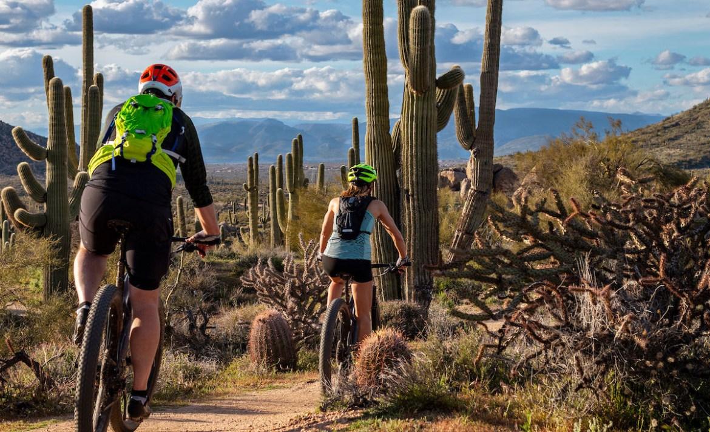 Destinos de EUA donde es más seguro viajar - arizona-ciclismo