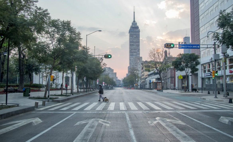 La importancia de consumir local en la CDMX - ciudad-de-mexico-vacia