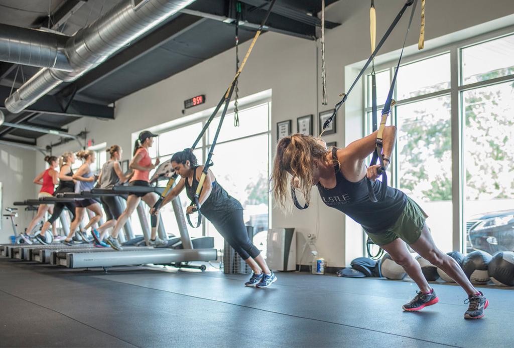 Ya puedes regresar a clases en tus fitness studios favoritos