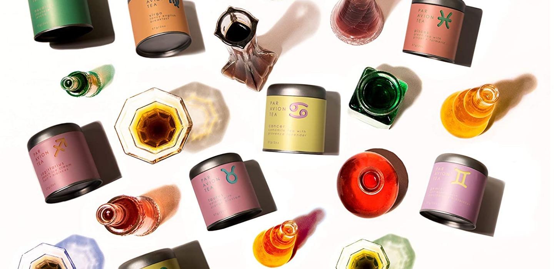 Los tés más instagrameables ¡Queremos probarlos todos!