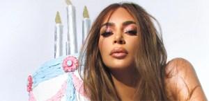 Opalescent Collection. Así festejará Kim Kardashian su cumpleaños!