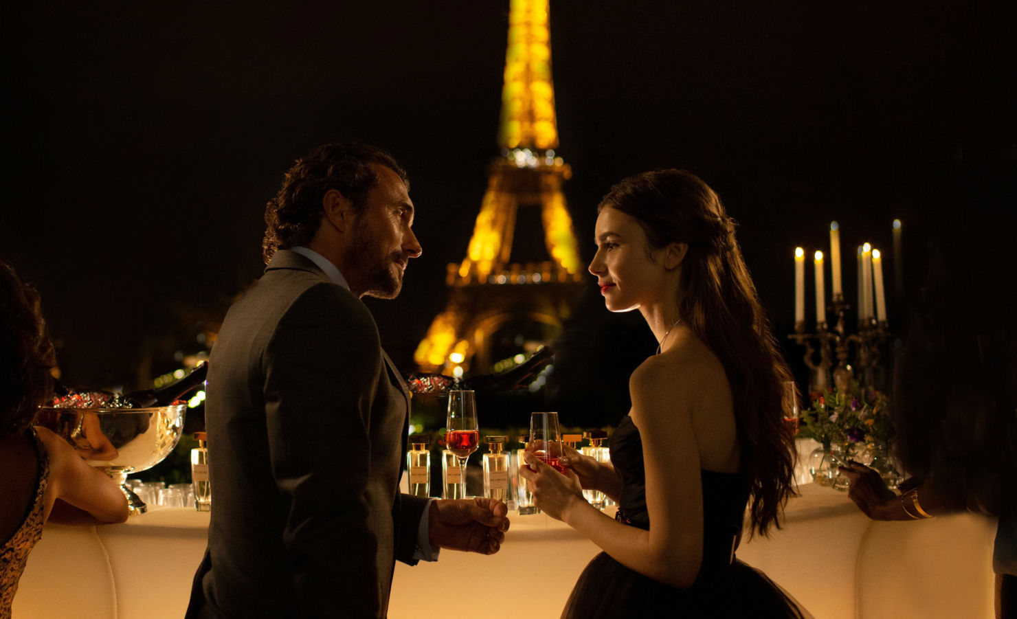 ¿Una de las mejores cosas de Emily in Paris? La música nos enamoró