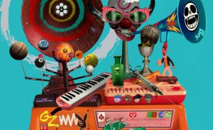 Song Machine, Season One: Strange Timez de Gorillaz