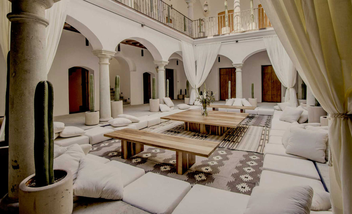 Nuevos hoteles boutique en Oaxaca que debes conocer