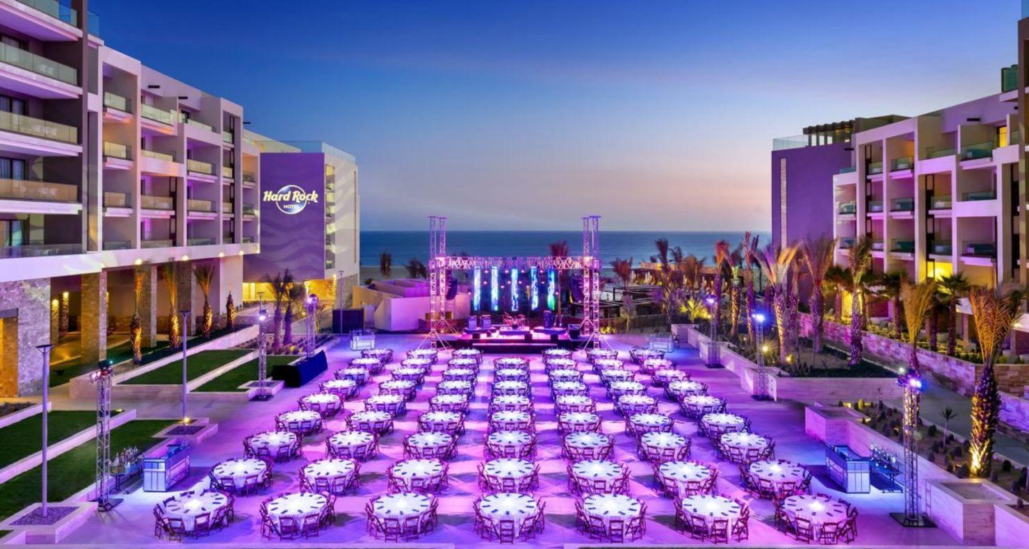 Los Cabos tiene los hoteles con las terrazas más espectaculares