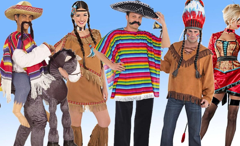 Por estas razones es que NO deberías disfrazarte así en Halloween - minoria-disfraces