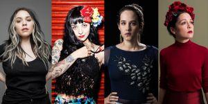 Hicimos esta playlist de música en español con la voz de mujeres increíbles